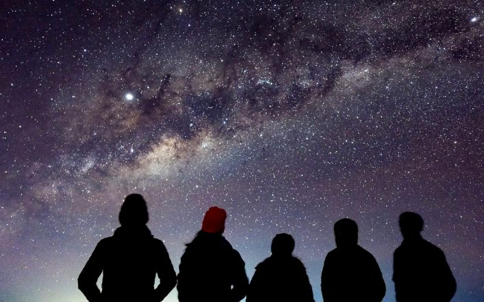 Milky Way Tour at Mount Bromo