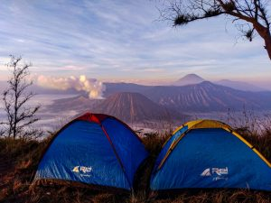 Mount Bromo Tour Package by Camping