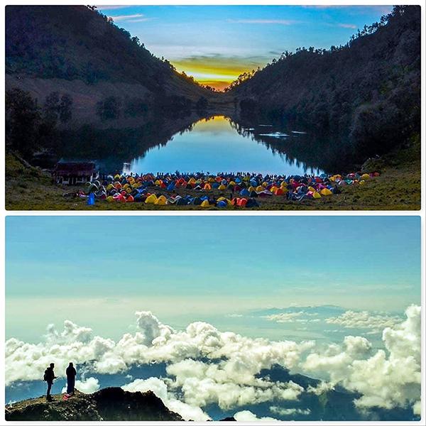 Mount Semeru Hiking Package 3 days