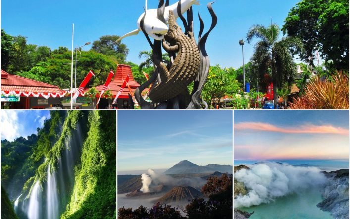 Surabaya Mount Bromo Ijen Crater Tour 5 Days