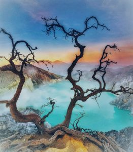 Surabaya Mount Bromo Ijen Tour 5 Days