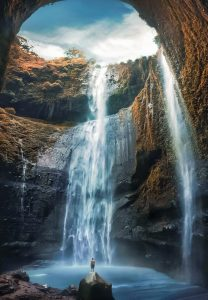 Madakaripura Waterfall and Mount Bromo Tour Package 2 Days