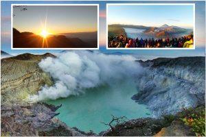 Mount Bromo Ijen Crater tour Surabaya