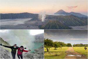 Mount Bromo Ijen Baluran Tour 4 days