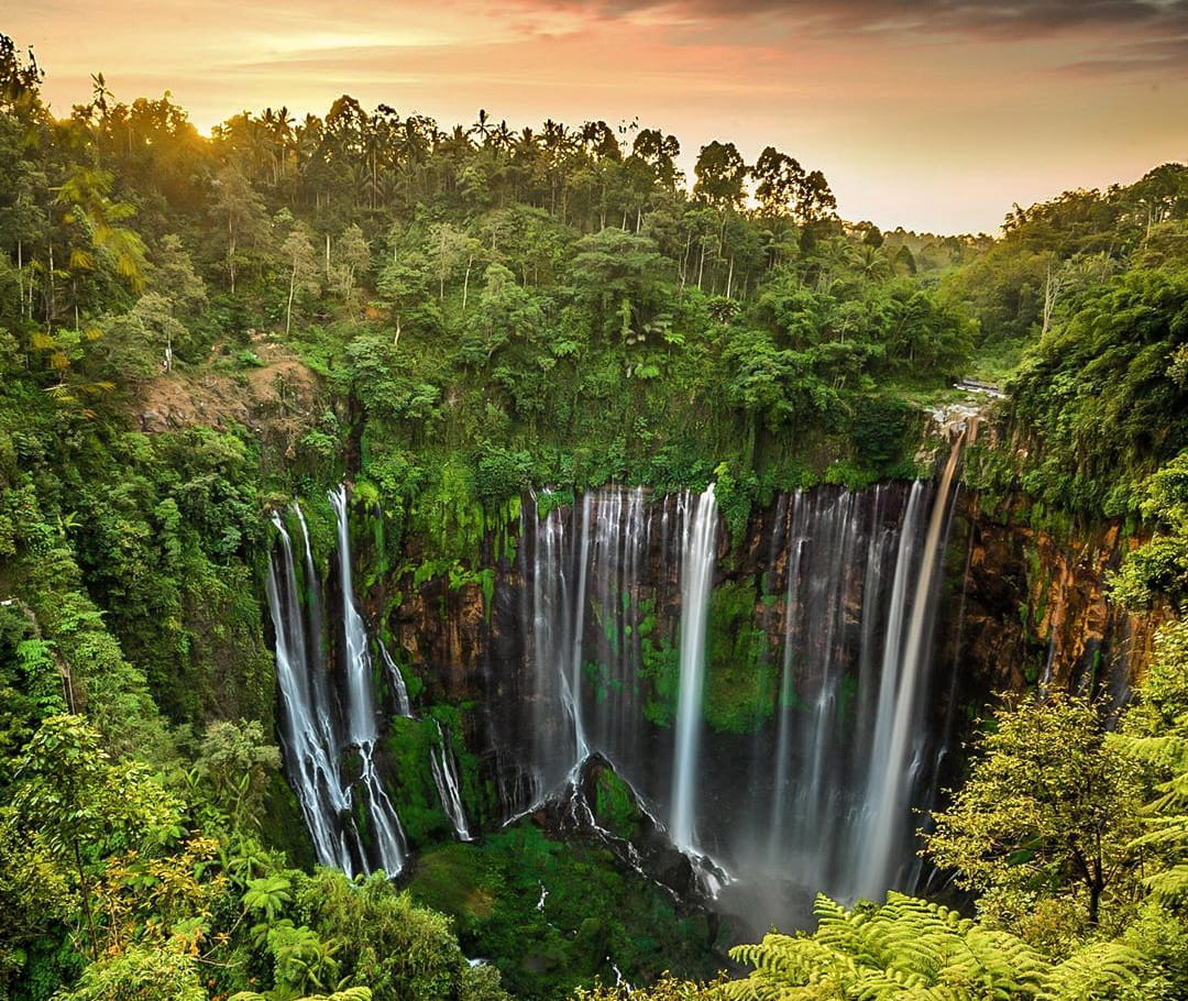 Mount Bromo Tumpak Sewu  Waterfall Tour 2 Days MOUNT