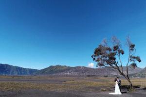 Mount Bromo tour special Prewedding