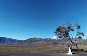 Mount Bromo tour special Prewedding