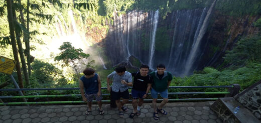 Tumpak Sewu Waterfall Tour 1 Day