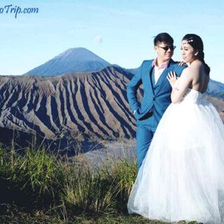 Mount Bromo Pre Wedding Photography