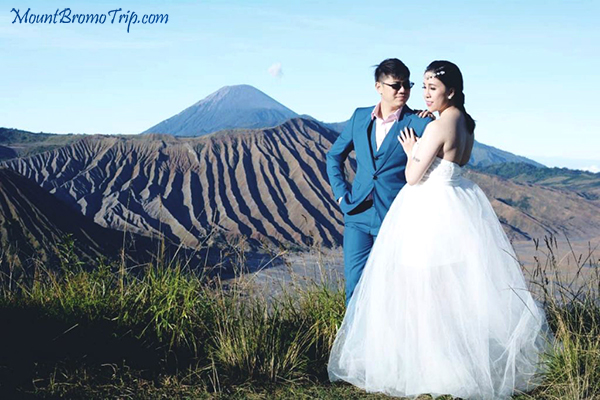 Mount Bromo Pre Wedding Photography