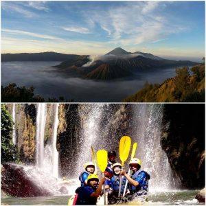 Mount Bromo Water Rafting Tour Package 2 Days
