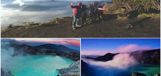 Surabaya Mount Bromo Ijen Crater tour drop off Bali