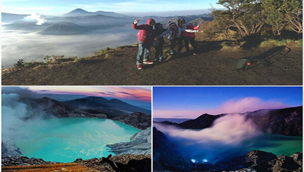 Surabaya Mount Bromo Ijen Crater tour drop off Bali