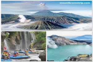 Mount Bromo Songa Rafting Ijen Crater Tour 3 Days