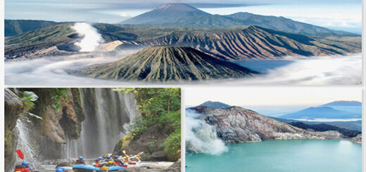 Mount Bromo Songa Rafting Ijen Crater Tour 3 Days