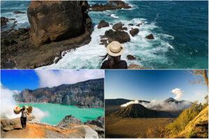 Papuma, Ijen Crater, Mount Bromo tour package