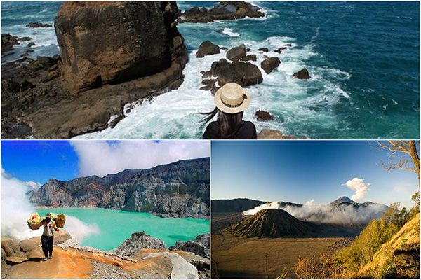 Papuma, Ijen Crater, Mount Bromo tour package