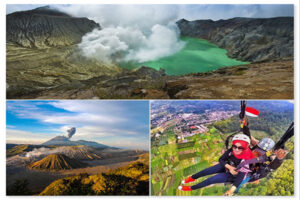 Ijen Crater, Mount Bromo, Malang tour 4 days 3 nights