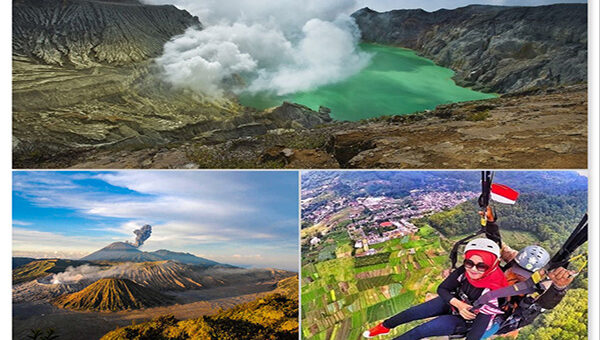 Ijen Crater, Mount Bromo, Malang tour 4 days 3 nights