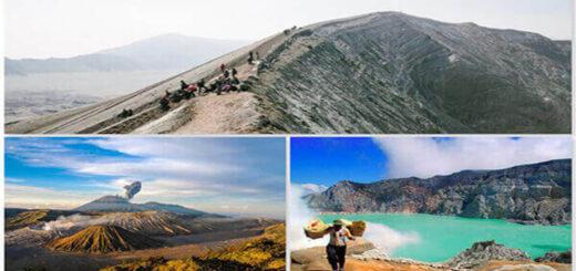 3 Days 2 Nights Mount Bromo Ijen Volcano Trekking